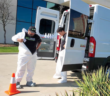 Crime Scene Cleanup Fort Worth