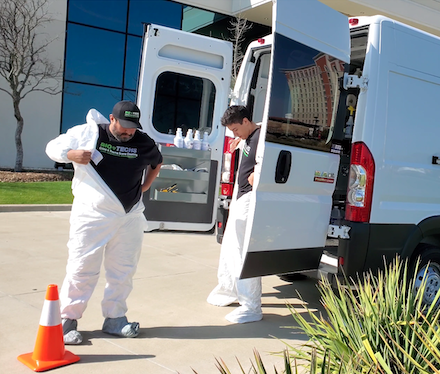 Crime Scene Cleanup Frisco Texas